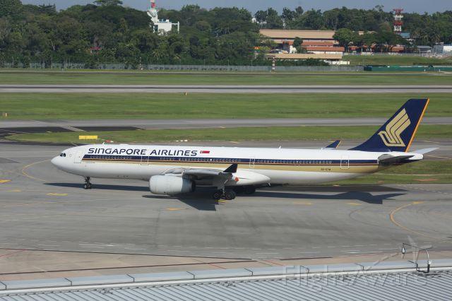 Airbus A330-300 (9V-STM)