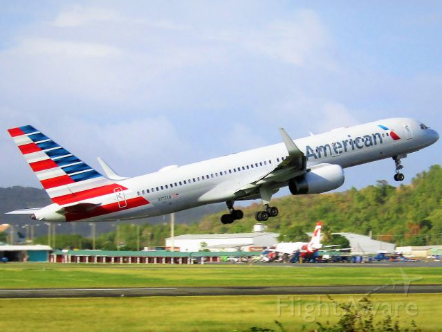 Boeing 757-200 (N173AN)
