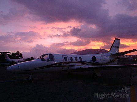 Cessna Citation 1SP (N25MB)