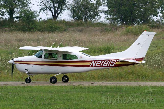 Cessna Centurion (N2181S)