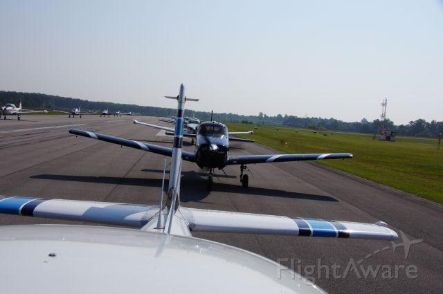 North American Navion (N5182K) - Navion fly-in