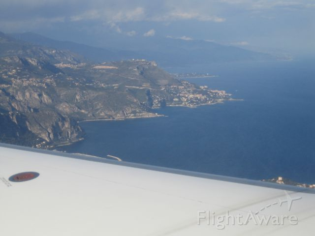 Canadair Regional Jet CRJ-200 — - From Madrid to Nice