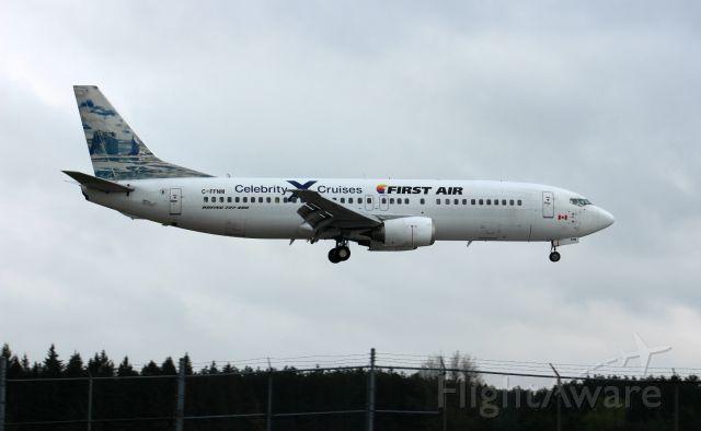 BOEING 737-400 (C-FFNM) - FAB861 YFB-YOW