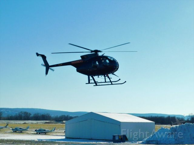 MD Helicopters MD 500 (N500DC)