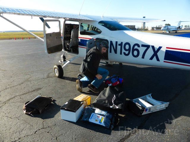 Cessna Skylane (N1967X) - Ferry-flight from New-York to Martinique (French West Indies)