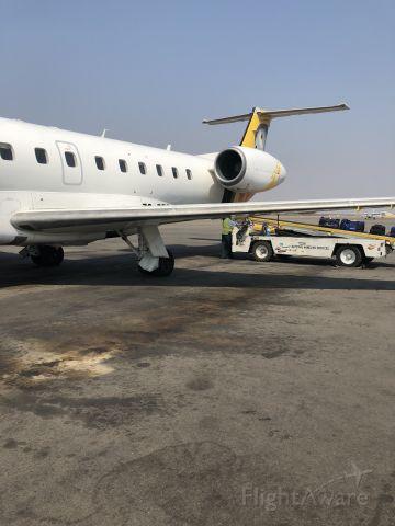 — — - Boarding at Harare Domestic