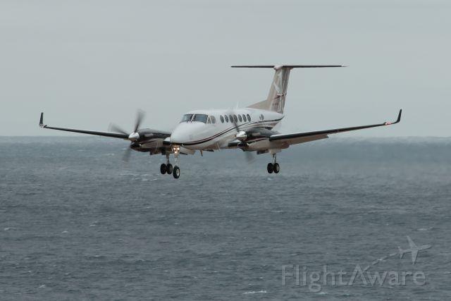 Beechcraft Super King Air 350 (C-GCAQ)