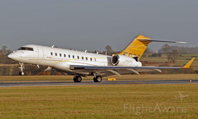 Bombardier Global Express (N340GF)