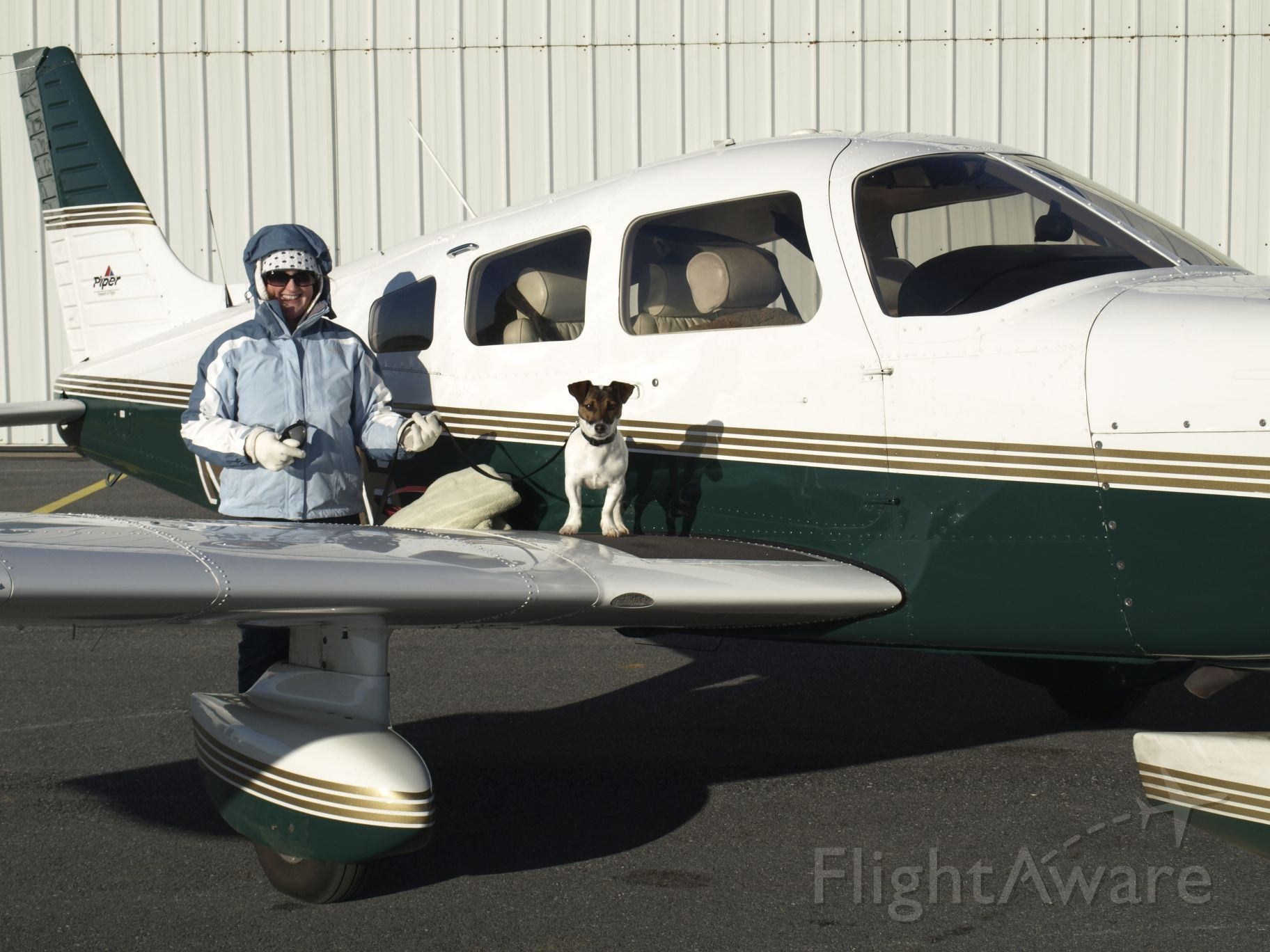 Piper Cherokee (N52326)