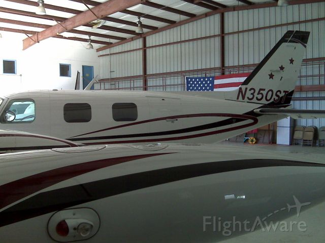 Piper Cheyenne 2 (N350ST)