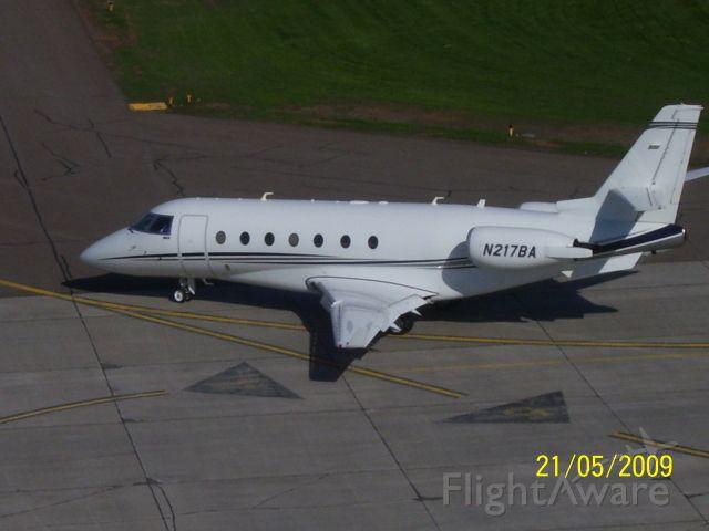 IAI Gulfstream G200 (N217BA)