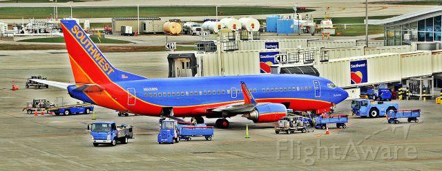 BOEING 737-300 (N601WN)