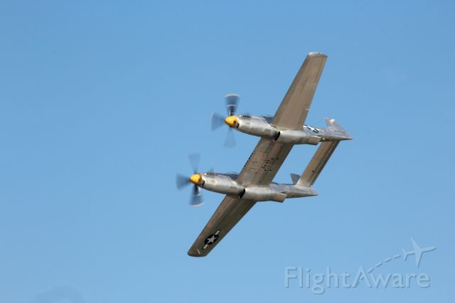 N887XP — - That Twin Mustang putting on a Super Show at EAA AirVenture 2019.