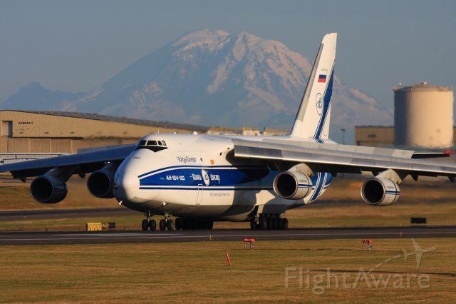 Antonov An-124 Ruslan (RNA82043)