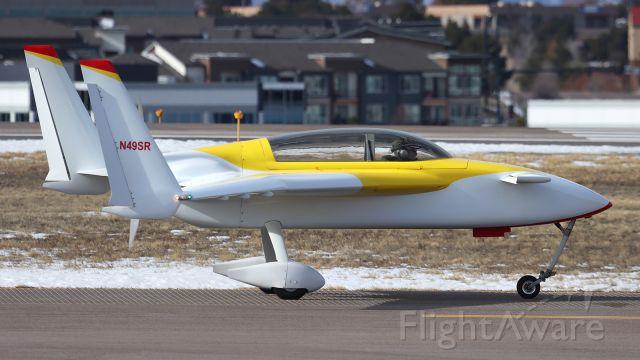 RUTAN Long-EZ (N49SR) - Rutan Long-EZ C/N 1684