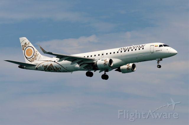 Embraer ERJ-190 (XY-AGQ)
