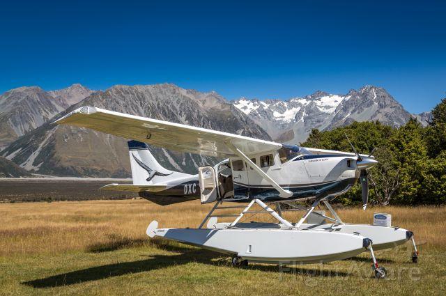 Cessna 206 Stationair (ZK-DXC) - South Island, New Zealand