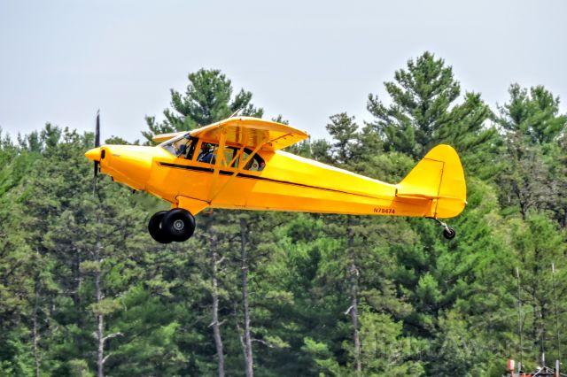 Piper PA-12 Super Cruiser (N78474)