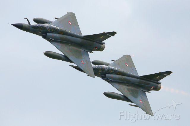 DASSAULT-BREGUET Mirage 2000 — - Dassault Mirage 2000 - Armee de l