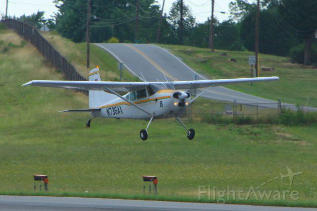 Cessna Skywagon (N735AX)