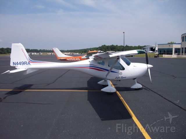 N449RA — - Remos LSA at Falcon Field