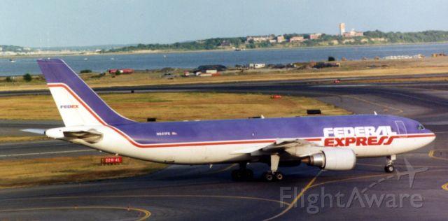 Airbus A300F4-600 (N651FE)