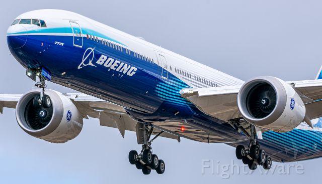 BOEING 777-9 (N779XX)