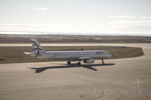 Airbus A321 (SX-DVZ)
