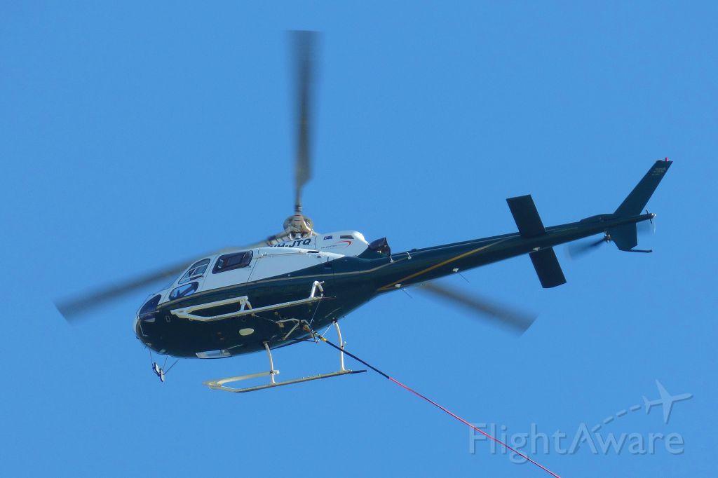 Eurocopter AS-350 AStar (VH-JTQ)