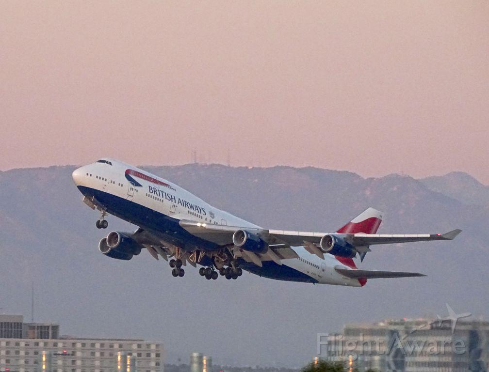 Boeing 747-400 (G-CIVS)