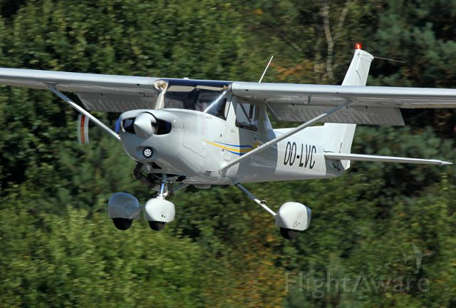Cessna 152 (OO-LVC)