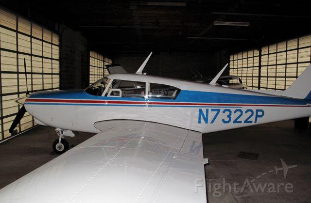 Piper PA-24 Comanche (N7322P) - A 1961 model, looks great!