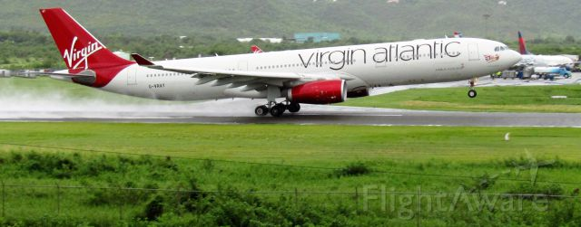Airbus A330-300 (G-VRAY)