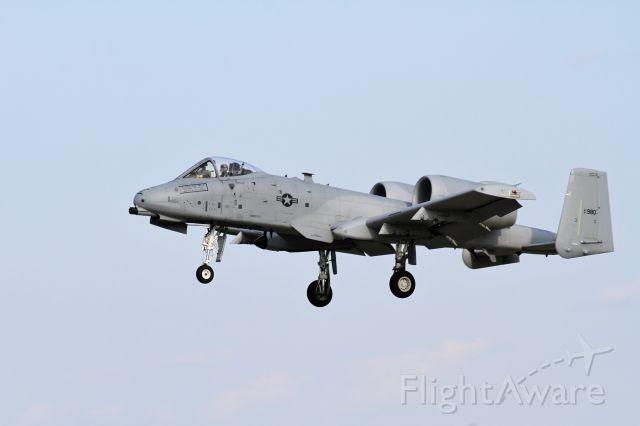 Fairchild-Republic Thunderbolt 2 — - #OSH19
