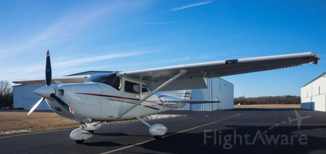 Cessna Skylane (N469TC) - Ready to go.