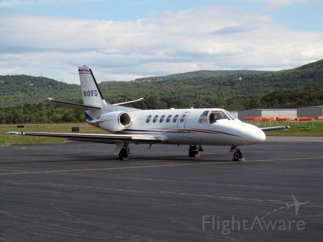 Cessna Citation II (N101FG)