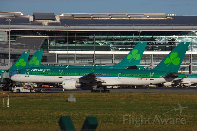 Boeing 757-200 (EI-LBT) - one of three 757s operated by Air Contractors for Aer Lingus