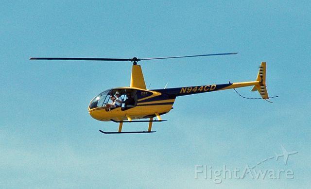 Robinson R-44 (N944CD) - Tourist flight over Atlantic Beach, North Carolina. August 2013