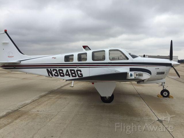 Beechcraft Bonanza (36) (N364BG)