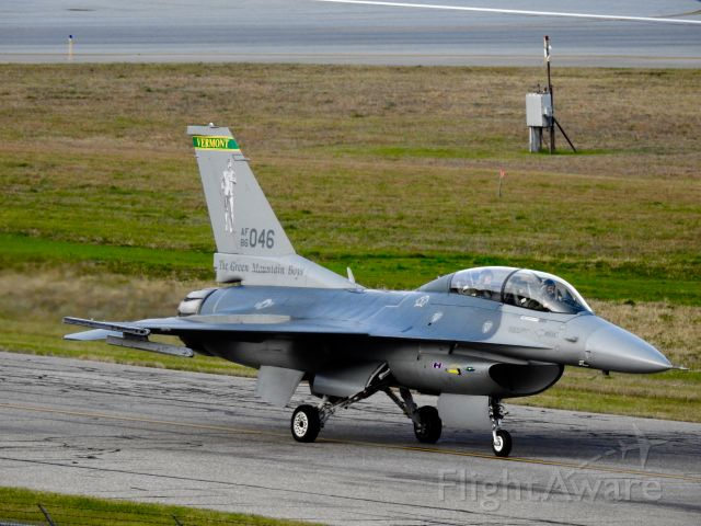 Lockheed F-16 Fighting Falcon (86-0046)