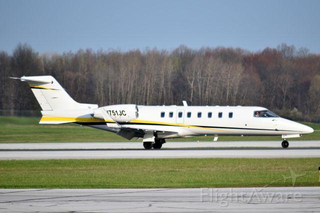 Learjet 45 (N751JC)