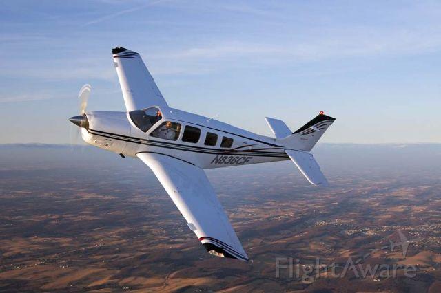Beechcraft Bonanza (36) (N836CF)