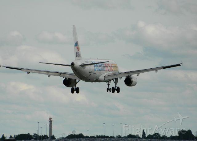 Airbus A320 (LZ-BHH)