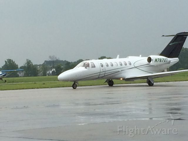 Cessna Citation CJ3 (N767XT)