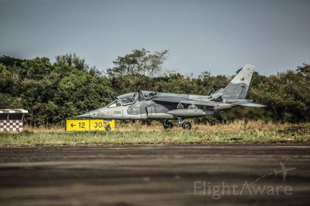 DASSAULT-BREGUET/DORNIER Alpha Jet —