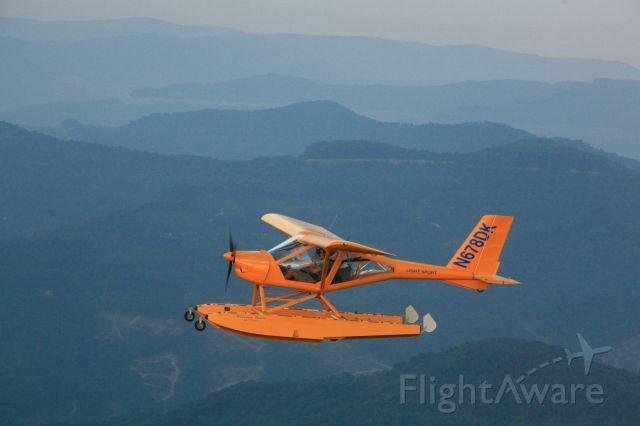Beechcraft Super King Air 200 (N678DK) - Fling to Oshkosh passing smokie mountains