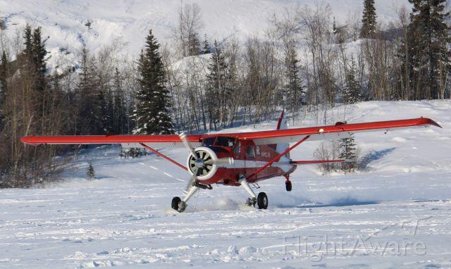 De Havilland Canada DHC-2 Mk1 Beaver (C-GUJI)