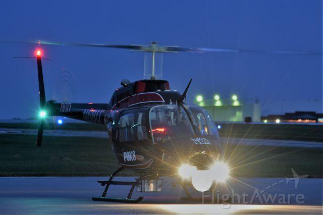 Bell JetRanger (N6BU)