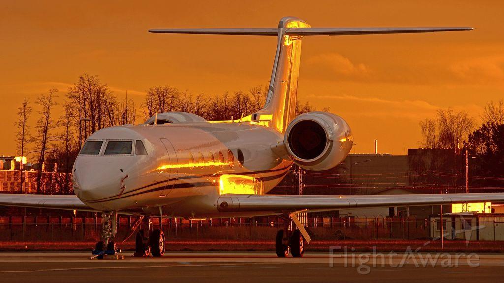 Gulfstream Aerospace Gulfstream V (M-FISH)