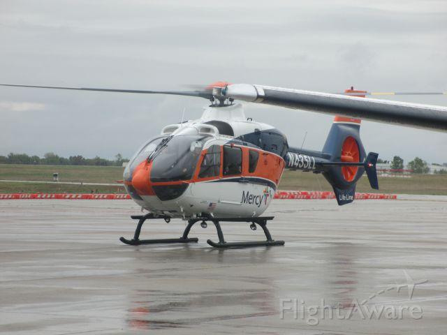 Eurocopter EC-635 (N435LL) - OCT 2014 @ Joplin Regional Airport